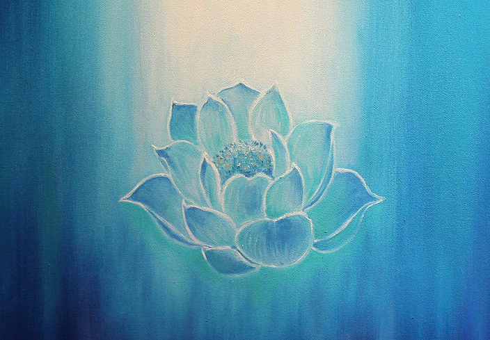 About the art of sacred embodiment in egypt the blue lotus is a flower of rebirth with the sun of each day rebirth has been a recurring theme that ive embraced along my journey mightylinksfo